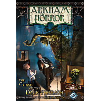 Arkham Horror: The Curse of the Dark Pharaoh (Revised Edition)