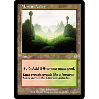 Mossfire Valley (Foil)