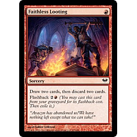 Faithless Looting ( Foil )