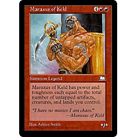 Maraxus of Keld