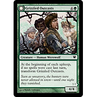 Grizzled Outcasts