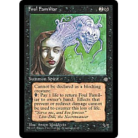 Foul Familiar