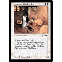 Repentant Blacksmith