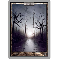 Swamp ( Foil ) ( Full art )