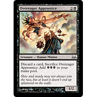 Overeager Apprentice