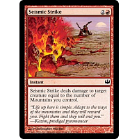 Seismic Strike