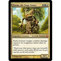 Doran, the Siege Tower