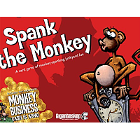 Spank the Monkey + Monkey Business (Engelsk)