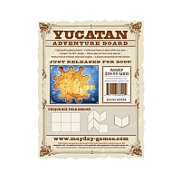 Yucatan Adventure Board (spelbräde till Settlers of Catan)