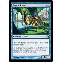 Aquus Steed