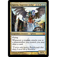 Isperia, Supreme Judge ( Foil )
