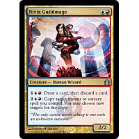 Nivix Guildmage