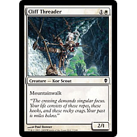 Cliff Threader