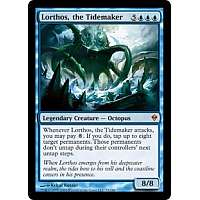 Lorthos, the Tidemaker ( Foil )