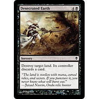 Desecrated Earth