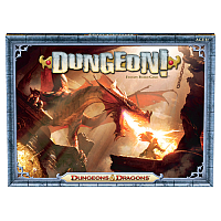 Dungeon! The Boardgame (Dungeons & Dragons)