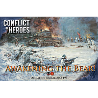 Conflict of Heroes Awakening the Bear! 2nd Edition - Operation Barbarossa 1941