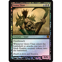 Grave Titan (Duels of the Planeswalkers 2012 - Xbox)