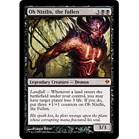 Ob Nixilis, the Fallen ( Foil )