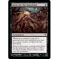 Quest for the Gravelord