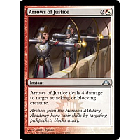Arrows of Justice