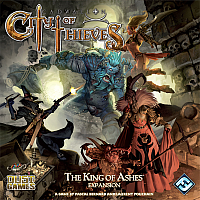 Cadwallon: City of Thieves: The King Of Ashes