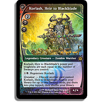 Korlash, Heir to Blackblade ( promo )