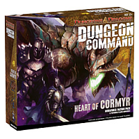 Dungeon Command: Heart of Cormyr - Faction Pack