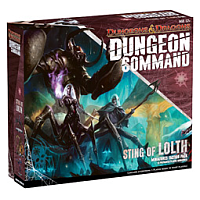 Dungeon Command: Sting of Lolth - Faction Pack