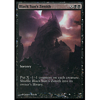 Black Sun's Zenith (Game Day Promo)