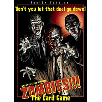Zombies!!! Card Game