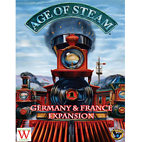 Age Of Steam: Germany & France Expansion