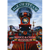 Age Of Steam: Mexico/China