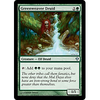 Greenweaver Druid