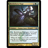 Beetleform Mage