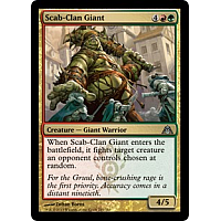 Scab-Clan Giant