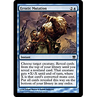Erratic Mutation