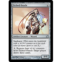 Etched Oracle