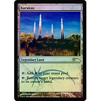Karakas ( Judge Foil )
