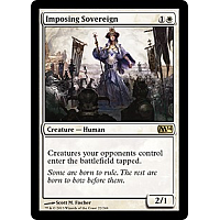 Imposing Sovereign (Foil)