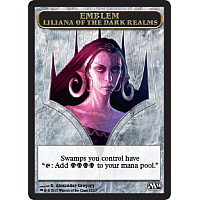 Emblem: Liliana of the Dark Realms