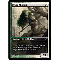 Dryad Militant (Game Day attendance promo)