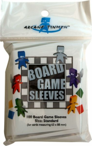 Board Game Sleeves - Standard_boxshot
