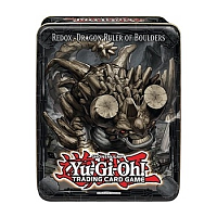 Redox, Dragon Ruler of Boulders Collectible Tin