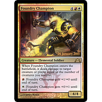 Foundry Champion (prerelease)