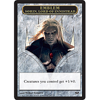 Emblem: Sorin, Lord of Innistrad