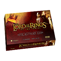 The Lord of the Rings: The Two Towers - Deck-Building Game