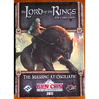Lord of the Rings: The Card Game: The Massing at Osgiliath