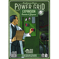 Power Grid map: Russia/Japan