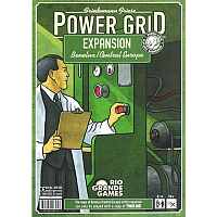 Power Grid: Benelux/Central Europe